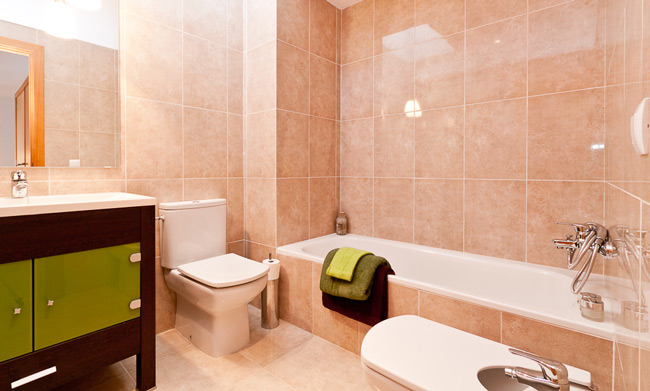Home staging en el baño